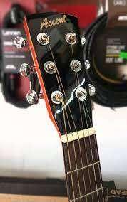 vendo guitarra acústica 10/10