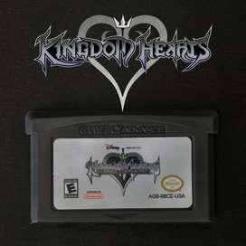 Juego KINGDOM HEARTS - CHAIN OF MEMORIES para Nintendo Game Boy Advance