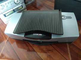 Impresora Lexmark 210 para repuestos