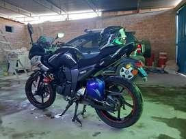 Vendo Moto Marca Yamaha, Modelo Fazer
