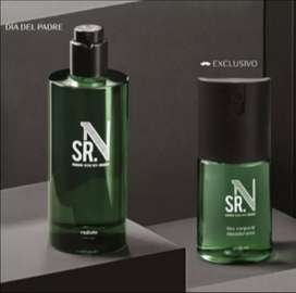 Pack for men  perfume y desodorante Sr. N Natura
