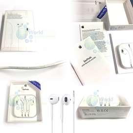 Audífonos Earpod Iphone 4 4s 5 5s Se 6 6s 6 Plus Originales