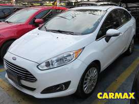 FORD FIESTA TITANIUN 2015 FINANCIAMOS  HASTA EL 100%