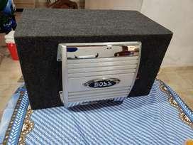 Equipo de sonido BOSS 1200 wats