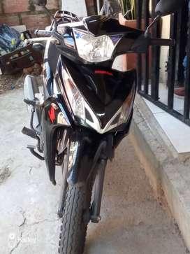 Vendo moto honda wave 110s