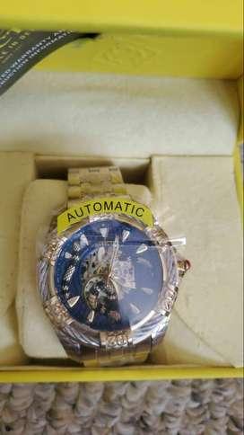 Reloj invicta automatico