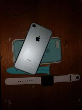 Vendo iPhone 7  Apple Watch