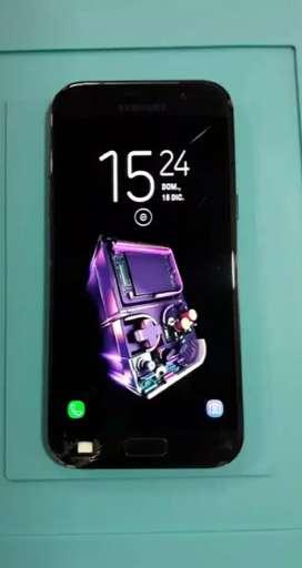 Samaung A5 pantalla astillada