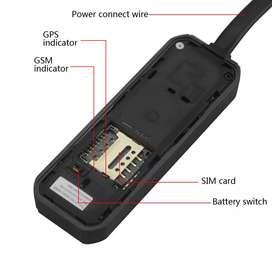 ALARMA TRACKER GPS MOTOS