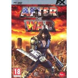 Videojuego PC AFTER THE WAR envio gratuito