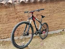 Bicicleta rin 29 bonita