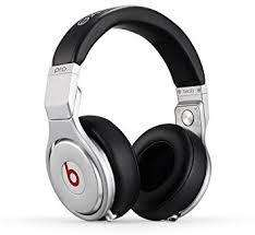 Beats Pro Dr. Dre OverEar Wired Headphone Gunmetal Aluminum/Black 0