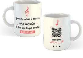 Mugs Interactivos Personalizados