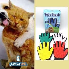 Guante masajeador para Mascotas