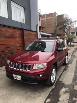 Jeep Compass Limited 2013 4x4 4wd refull!!