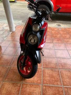 Se vende bws x motard como nueva !! Original !!! Sin detalles