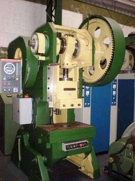Balancin mecanico 100 tns con retardo seminuevo