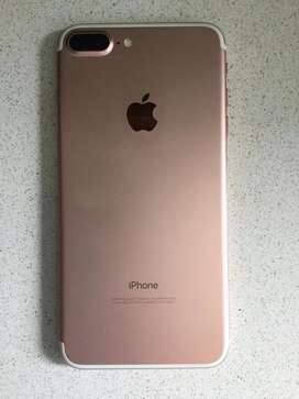 Iphone 7 plus rosa 32gb
