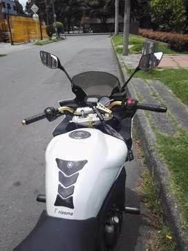 Fz 600 S2 2008