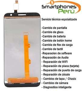 Pantalla Alcatel One Touch Idol mini 2 + Garantia / Servicio tecnico celulares