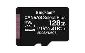 Micro - SD 128 GB.