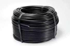 Cable concentrico 6mmx200m aluminio