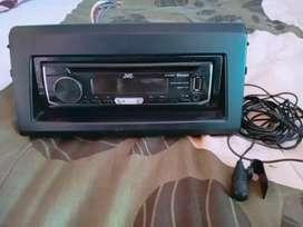 Vendo radio jvc Bluetooth 10/10 o cambio por algo de mi interés