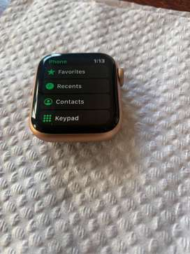 Vendo Apple watch serie 4