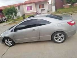 Vendo Honda Civic Coupe, con Sunroof.