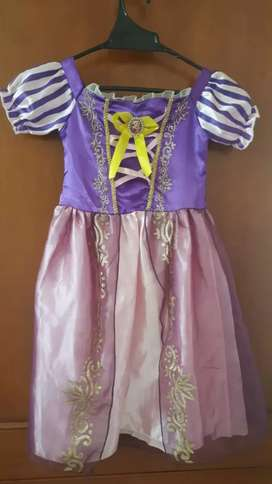 Disfraz Rapunzel-niña