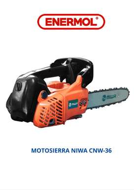 MOTOSIERRA NIWA CNW-36