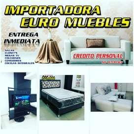 Muebles con Credito Personal.