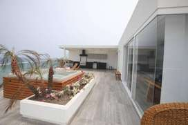 alquilo penthouse familiar en manta