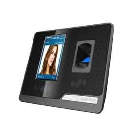 Control de asistencia y acceso facial, huella y tarjeta