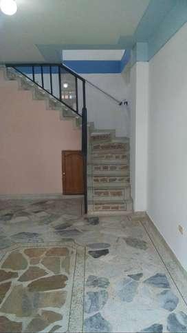 Arriendo apartamento segundo piso barrio los Andes