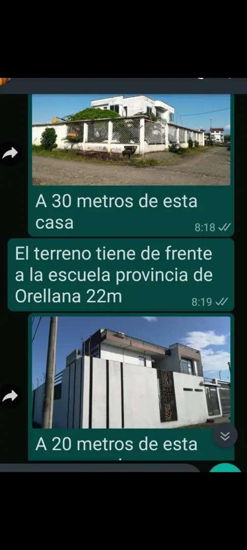 Se vende un terreno en el barrio 9 de octubre