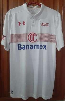 Camiseta de Fútbol. Club Deportivo Toluca (México)