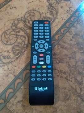 Vendo nuevo control remoto para Smart Tv Global Innova Diggio Doppio Tcl Soy de Guayaquil y hago envíos