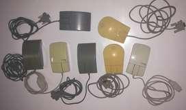 Ratón Para Computadoras Retro - puerto serie RS232 -
