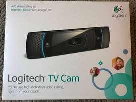 CAMARA LOGITECH PARA SMART TV