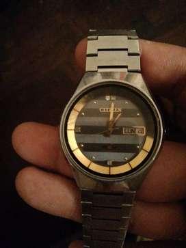 Vendo reloj Citizen GN-4-S 21 jewels