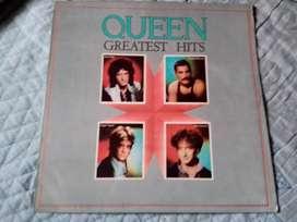 Discos Lp Vinilo Queen Greatest Hits 1986