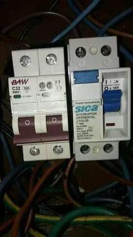 ELECTRICIDAD 24 (TODO TIPO DE URGENCIAS)