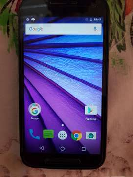 Moto G3 Impecable