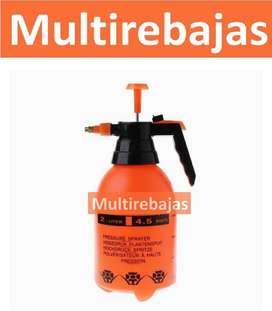 Bomba Fumigadora Aspersor Naranja De 2l
