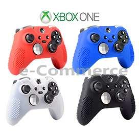 Protector Silicon Control Elite Mando Elite Xbox One Palanca Elite