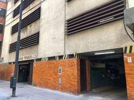 Cochera fija cubierta en edificio de cocheras. Palermo