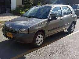 Renault clio 1998, perfecto estado, 7.900.000