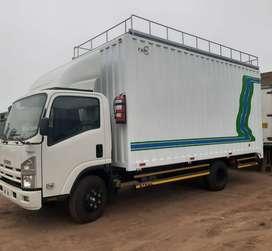 Servicio de transporte y carga en general, mudanzas