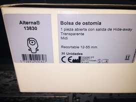 Bolsas Para Pacientes con Colostomia